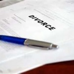 Consequences of divorce by mutual consent