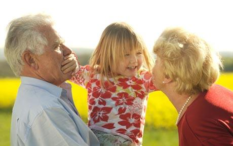 Rights and obligations of grandparents