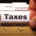 Tax sharing rights