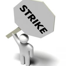 How to conduct a strike legally?