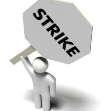 strike legally