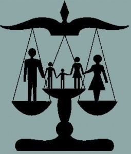 different kinds of family law