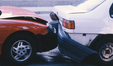 accident and collision