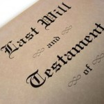 Is it time to make a last will and testament?