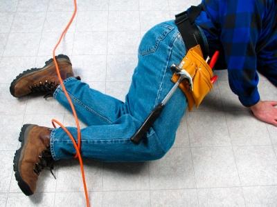 work accident injury