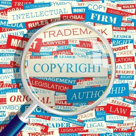 How Do Copyright and Trademark Laws Apply to the Internet?