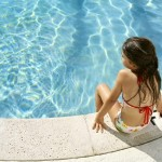 Save children from drowning accident