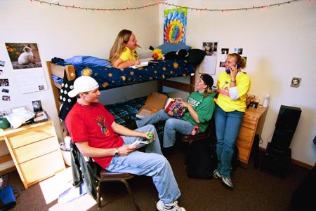 Ensure student housing