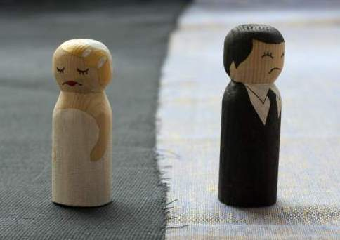 The divorce and its consequences