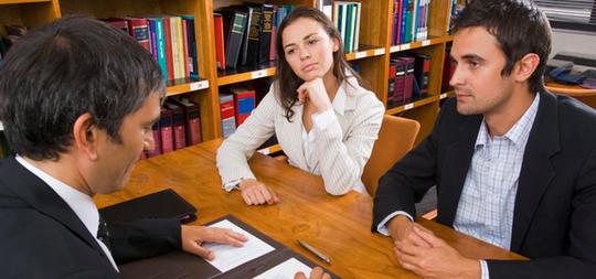 legal proceedings for divorce