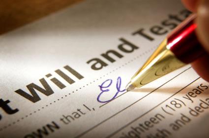 unusual wills