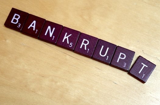 file for bankruptcy