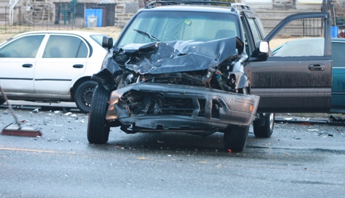 hit by drunk driver