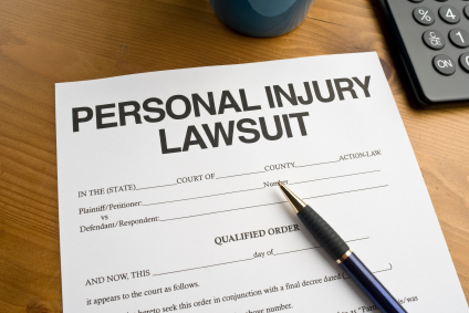 personal injury lawyer question