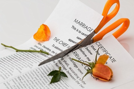 legal processes in divorce