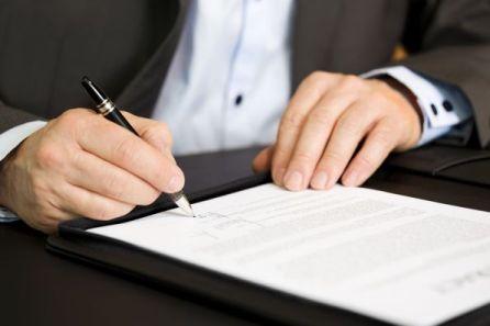 write an affidavit
