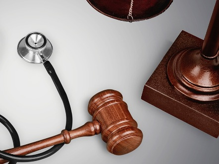 When justice or medicine are wrong