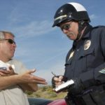 How to avoid bullying by a police officer
