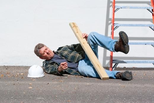 employees serious injury