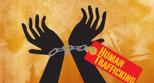 victim of human trafficking