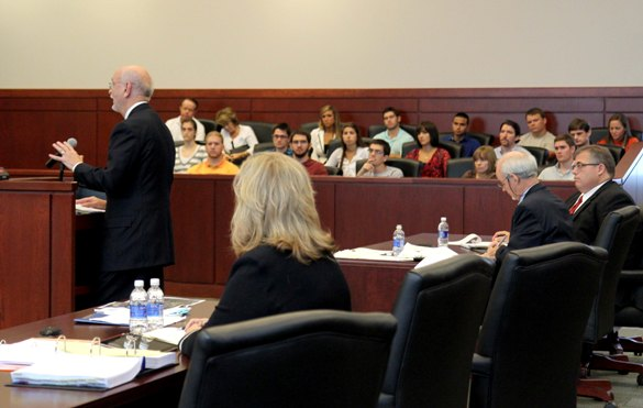 Tips for participants of oral argument and litigation skills
