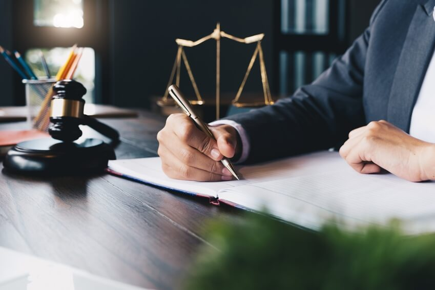 contacting an attorney
