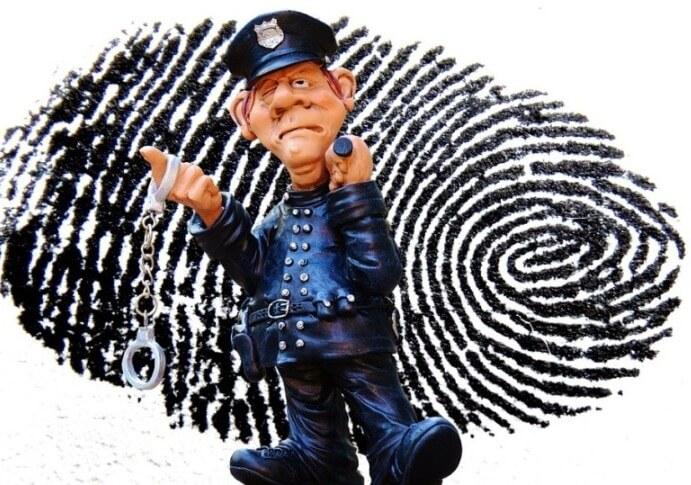 types of fingerprint